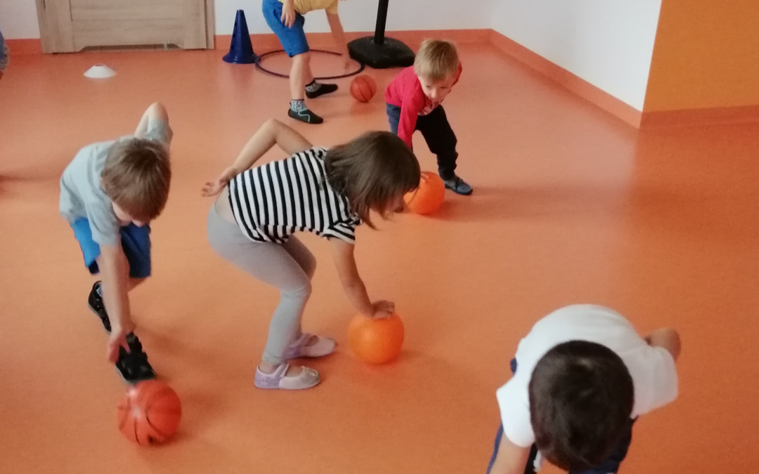 Zajęcia sportowe dla dzieci !